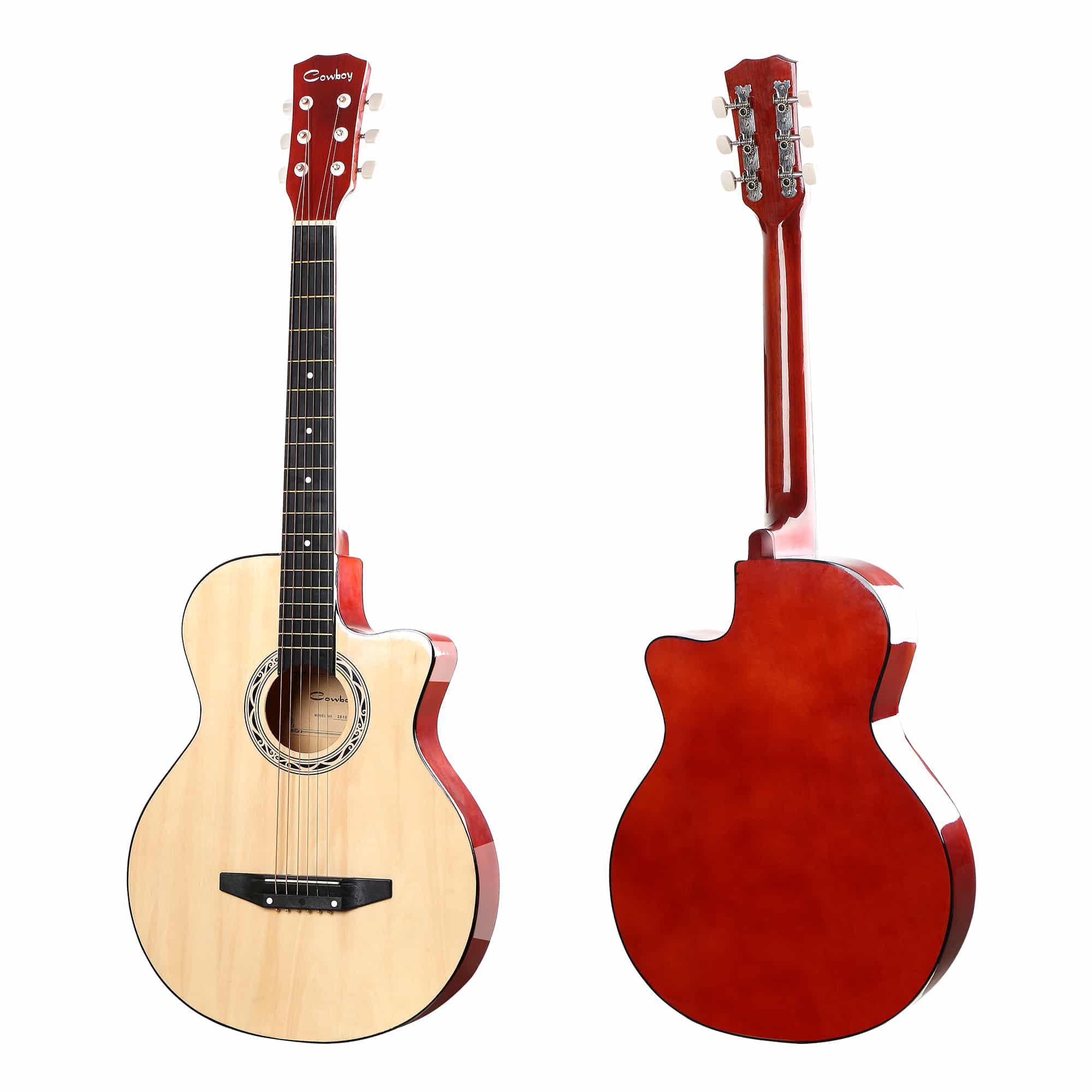 Gitar-Akustik-Cowboy