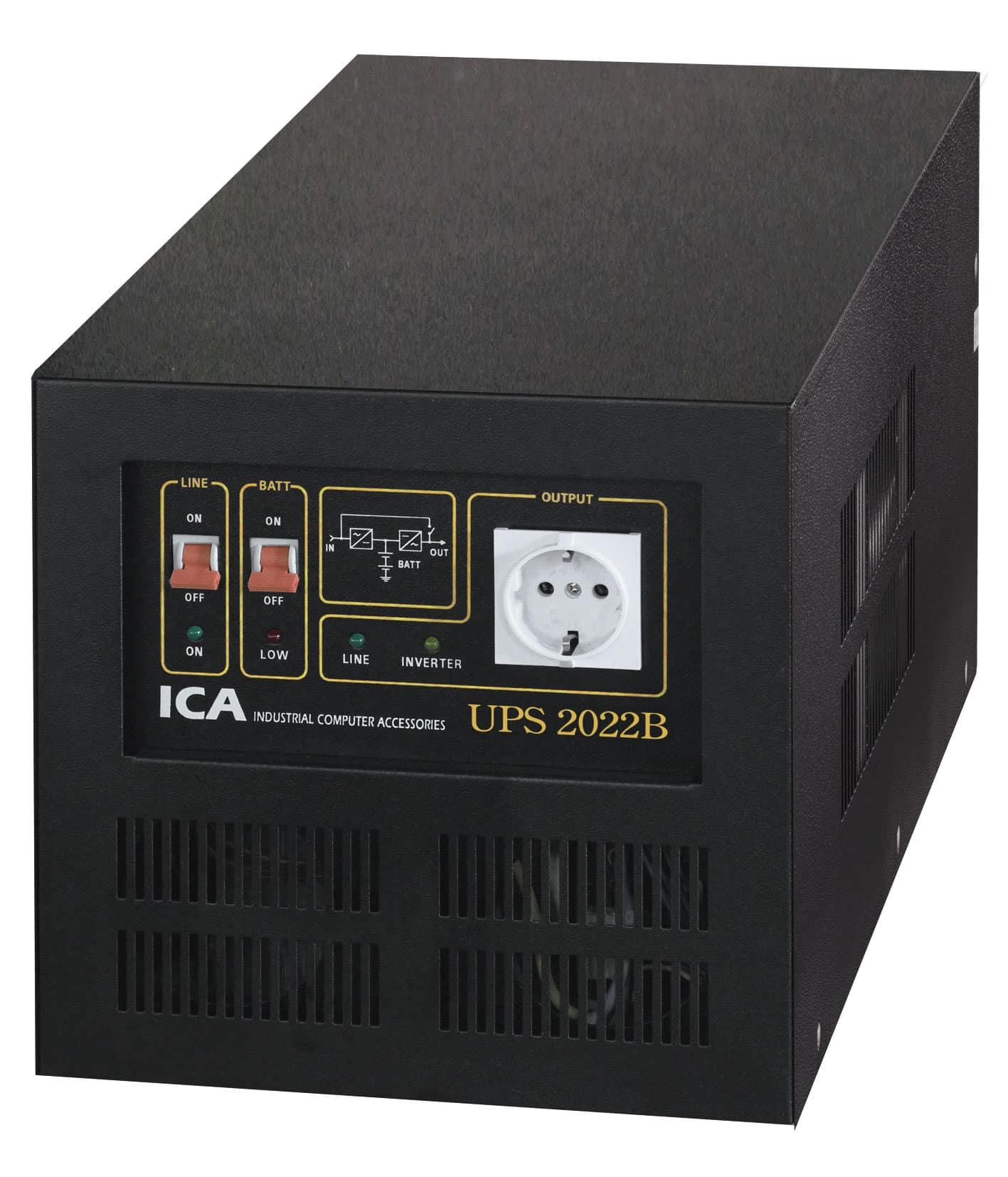 Ups-Ica
